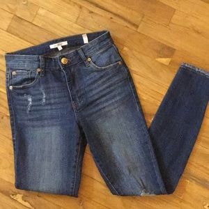 STS BLUE Ellie High Rise Womens Jeans Size 24 NWOT
